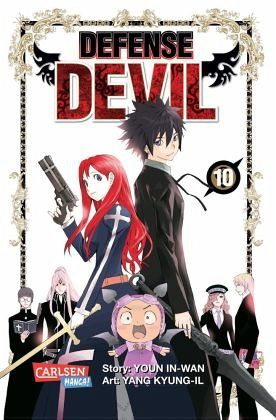 Buch-Reihe Defense Devil