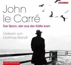 Der Spion, der aus der Kälte kam / George Smiley Bd.3 (6 Audio-CDs) - Le Carré, John
