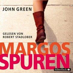 Margos Spuren, 4 Audio-CDs - Green, John