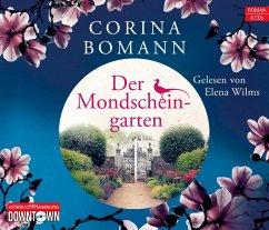 Der Mondscheingarten, 6 Audio-CDs - Bomann, Corina