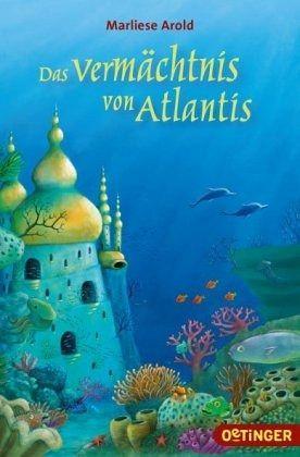 Buch-Reihe Atlantis Trilogie von Marliese Arold