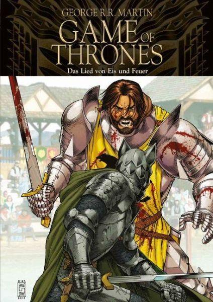 Game of thrones das lied von eis und feuer die graphic novel