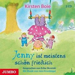 Jenny ist meistens schön friedlich, 2 Audio-CDs