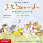 Der beste Freund für alle Fälle / Juli Löwenzahn Bd.2 (Audio-CD)