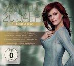 Abenteuer - 20 Jahre Andrea Berg, 1 Audio-CD + 2 DVDs