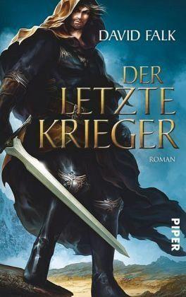 Buch-Reihe Der letzte Krieger von David Falk
