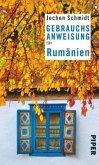 Gebrauchsanweisung für Rumänien