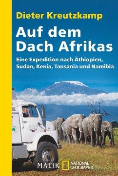 Auf dem Dach Afrikas - Kreutzkamp, Dieter