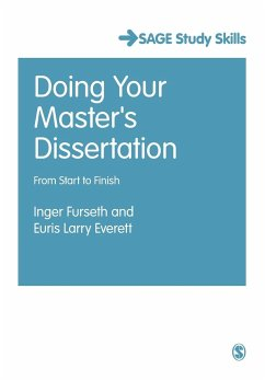 Doing Your Master´s Dissertation