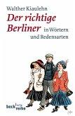 Der richtige Berliner