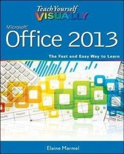 Teach Yourself Visually Office 2013 - Marmel, Elaine
