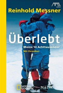 Überlebt - Messner, Reinhold