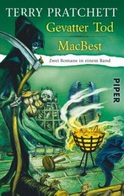 Gevatter Tod & MacBest / Scheibenwelt Bd.4 & 6 - Pratchett, Terry
