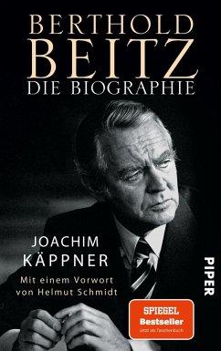 Berthold Beitz - Käppner, Joachim