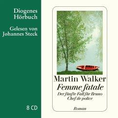 Femme fatale / Bruno, Chef de police Bd.5 (Audio-CDs) - Walker, Martin