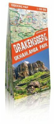 Drakensberg - Ukhahlamba Park 1 : 100.000
