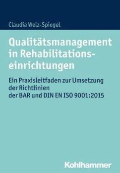 Qualitätsmanagement in Rehabilitationseinrichtu...