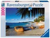 Ravensburger 19018 - Unter Palmen, 1000 Teile Puzzle