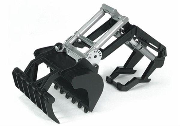 bruder profi serie frontlader f r die traktor serie 02000. Black Bedroom Furniture Sets. Home Design Ideas