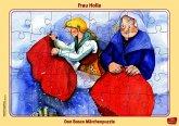 Frau Holle (Rahmenpuzzle)
