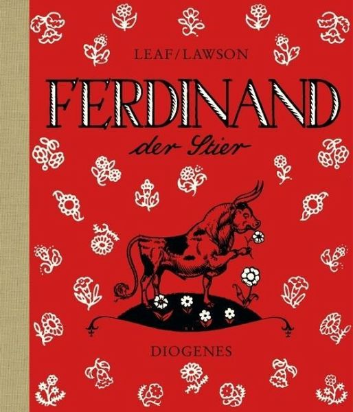 Ferdinand der Stier - Leaf, Munro