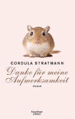 Danke für meine Aufmerksamkeit - Stratmann, Cordula