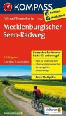 KOMPASS Fahrrad-Tourenkarte Mecklenburgischer Seen-Radweg