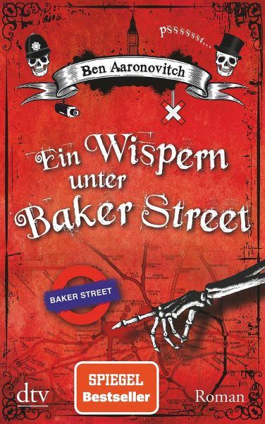ein wispern unter baker street peter grant bd 3 von ben aaronovitch als taschenbuch. Black Bedroom Furniture Sets. Home Design Ideas