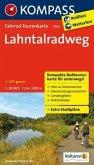 Kompass Fahrrad-Tourenkarte Lahntalradweg