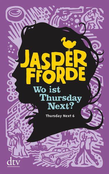 Buch-Reihe Thursday Next von Jasper Fforde