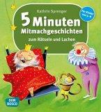 5-Minuten-Mitmachgeschichten zum Rätseln und Lachen