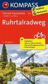 Kompass Fahrrad-Tourenkarte Ruhrtalradweg