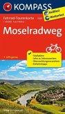 Kompass Fahrrad-Tourenkarte Moselradweg