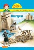 Burgen / Pixi Wissen Bd.78