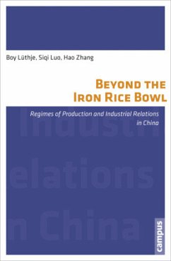 Beyond the Iron Rice Bowl - Lüthje, Boy; Luo, Siqi; Zhang, Hao