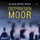 Ostfriesenmoor / Ann Kathrin Klaasen ermittelt Bd.7 (4 Audio-CDs)