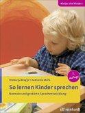 So lernen Kinder sprechen