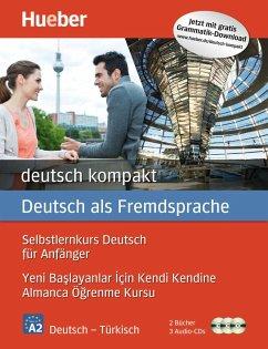 deutsch kompakt Neu. Türkische Ausgabe / Paket - Luscher, Renate