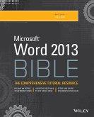 Word 2013 Bible