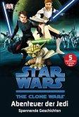 Star Wars(TM) The Clone Wars(TM) Abenteuer der Jedi