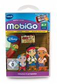 VTech 80-252804 - MobiGo: Lernspiel, Jake und die Nimmerland Piraten