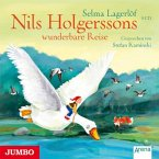 Nils Holgerssons wunderbare Reise, 3 Audio-CDs