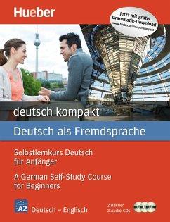 deutsch kompakt Neu. Englische Ausgabe / Paket - Luscher, Renate