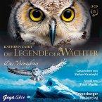 Das Vermächtnis / Die Legende der Wächter Bd.9 (3 Audio-CDs)