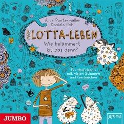 Wie belämmert ist das denn? / Mein Lotta-Leben Bd.2 (Audio-CD) - Pantermüller, Alice; Kohl, Daniela