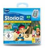 VTech 80-231604 - Storio 2 Lernspiel: Jake und die Nimmerland Piraten