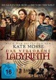 Das verlorene Labyrinth, 2 DVDs + 2 Audio-CDs (Buchhandelsedition, Sonderedition mit Hörbuch)
