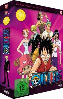 Vorschaubild von One Piece - Die TV Serie - Box Vol. 5 (6 Discs)