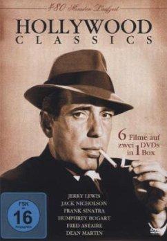 Hollywood Classics Classic Collection - Lweis/Nicholson/Sinatra/Bogart/+