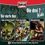 Die drei Fragezeichen-Kids - Die 4. Box, 3 Audio-CDs